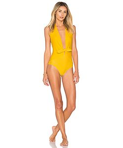 Adriana Degreas | Tropical Leaves Knot One Piece