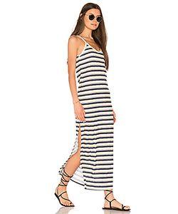 C & C California | Freja Maxi Slit Dress