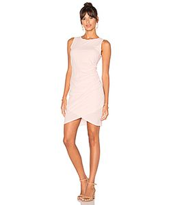 Bobi | Облегающее Платье Из Джерси С Рюшами
