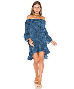 Blue Life | Платье Со Сборками Callista