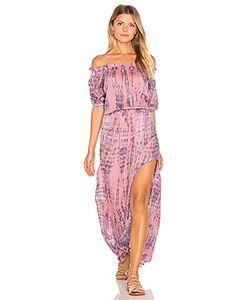 Tiare Hawaii | Платье Со Спущенными Плечами Sage