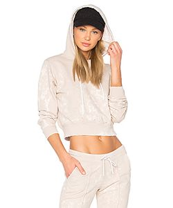 Cotton Citizen | The Milan Cropped Pullover Hoodie