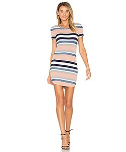 Callaghan | Stripe Cap Sleeve Dress Callahan