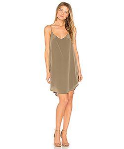 MERRITT CHARLES | Платье-Комбинация Goldie