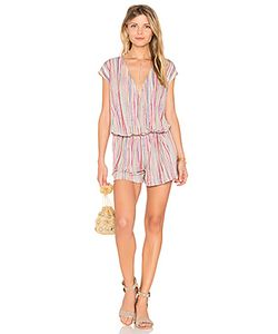BCBGeneration | Slit Back Romper