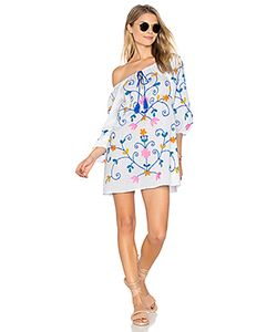 Juliet Dunn | Cotton Boho Tunic