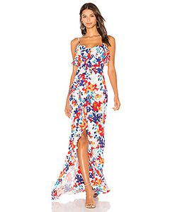 Parker | Комбинированное Платье Bellaire