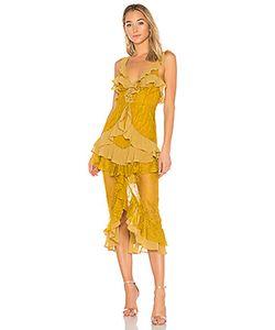 For Love & Lemons | Кружевное Платье Daphne