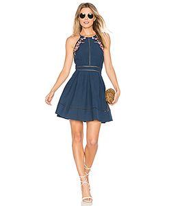 J.O.A. | Платье С Цветочной Вышивкой J.O.A.