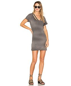 Lna   Платье-Рубашка Double Fallon