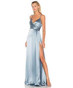 JILL JILL STUART | Вечернее Платье С Запахом