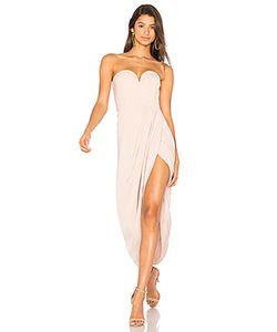 Shona Joy | Платье С U-Образным Бюстье