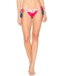 Minkpink | Setting Sun Tie Side Cheeky Bikini Bottom