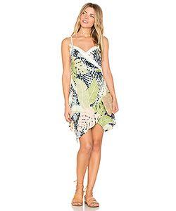 Minkpink | Платье С Перекрестными Шлейками Aloha