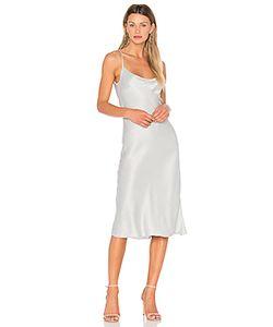 Ragdoll | Шелковое Платье-Комбинация