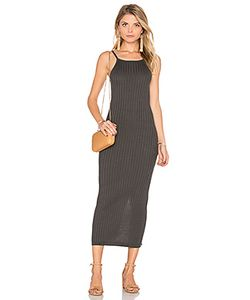 Autumn Cashmere | Rib Maxi Dress