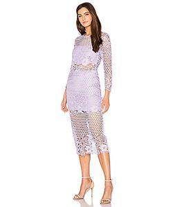 Karina Grimaldi | Кружевное Платье Shell