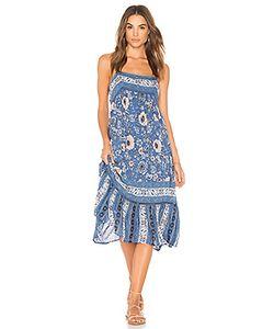 Spell & The Gypsy Collective   Платье Миди Zahara