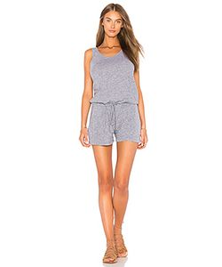 Monrow | Scoop Neck Romper