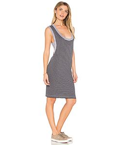 Stateside | Navy Stripe Tank Dress