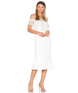 Rebecca Vallance | Farina Flare Midi Dress