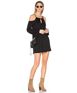 Lanston | Мини Платье С Открытыми Плечами
