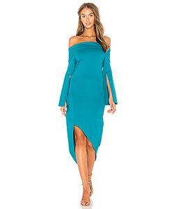 ELLIATT | Платье Со Спущенными Плечами Spark