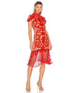 THURLEY | Платье Миди Rose Ceremony