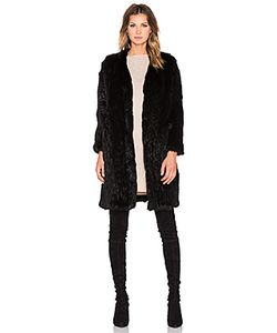 Arielle | Длинное Меховое Пальто