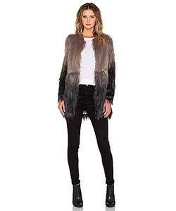 Unreal Fur | Пальто Wanderlust
