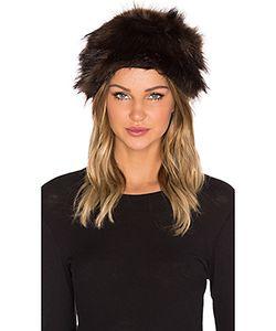 Unreal Fur | Шляпа Natasha