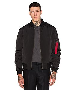 Raf Simons X Fred Perry | Бомбер Quilted Bomber Jacket