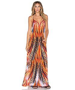 Lotta Stensson | Макси Платье Maxi Pocket Dress