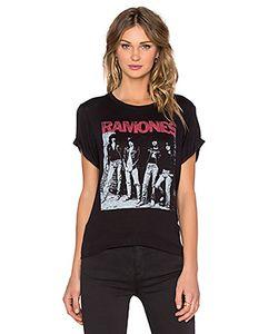 DAYDREAMER | Футболка С Рисунком Ramones Rocket To Russia