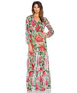 AGUADECOCO | Накидка Lace Roses