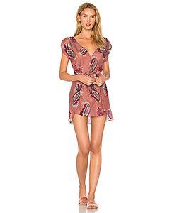 Vix Swimwear | Платье Birds Agatha