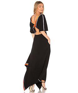 Diane Von Furstenberg | Платье С Лентами Open Backed