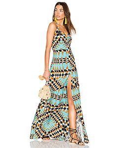 Lenny Niemeyer | Платье-Макси С Открытой Спиной