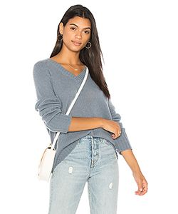 360 Sweater | Свитер С V-Образной Горловиной Kameron