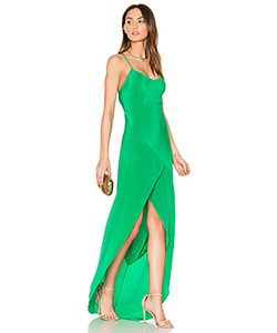 Michelle Mason | Bias Ruffle Gown