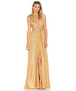 Halston Heritage | Вечернее Платье С V-Образным Вырезом