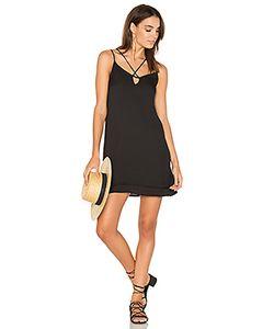 krisa | Cross Strap Dress