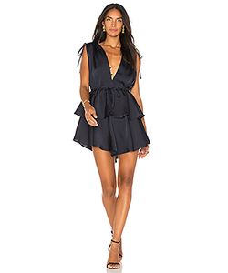 Shona Joy | Calypso Ruched Peplum Dress