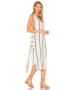 Vix Swimwear | Длинное Платье В Полоску Luanna