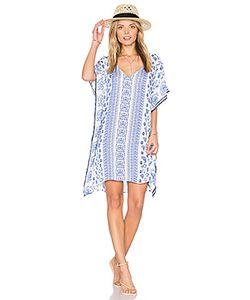 Shoshanna | Платье В Восточном Стиле С V-Образным Вырезом