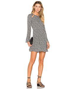 Line & Dot | Платье С Разрезами Лесенкой Camellia