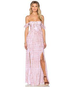 Tiare Hawaii | Платье Со Спущенными Плечами Hollie