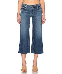 Hudson Jeans | Укороченные Широкие Джинсы Sammi
