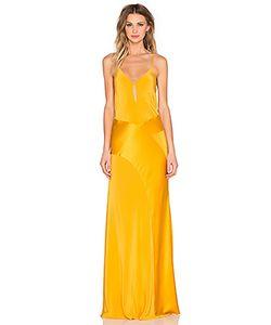Mason by Michelle Mason | Вечернее Платье С V-Образным Вырезом