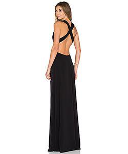 JILL JILL STUART | Вечернее Платье С Глубоким V-Образным Вырезом